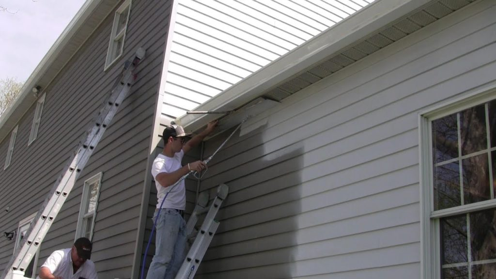 Aluminum Siding Painting-Longview TX Professional Painting Contractors-We offer Residential & Commercial Painting, Interior Painting, Exterior Painting, Primer Painting, Industrial Painting, Professional Painters, Institutional Painters, and more.