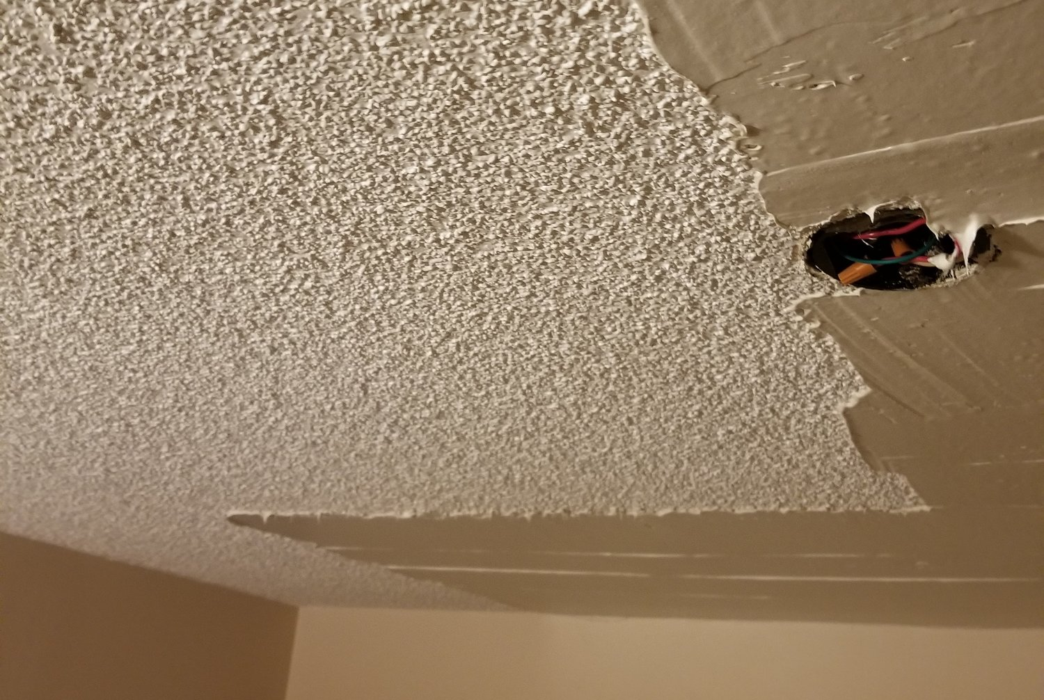 Popcorn Ceiling Removal-Longview TX Professional Painting Contractors-We offer Residential & Commercial Painting, Interior Painting, Exterior Painting, Primer Painting, Industrial Painting, Professional Painters, Institutional Painters, and more.