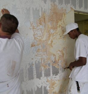 Wallpaper Removal and Installation-Longview TX Professional Painting Contractors-We offer Residential & Commercial Painting, Interior Painting, Exterior Painting, Primer Painting, Industrial Painting, Professional Painters, Institutional Painters, and more.